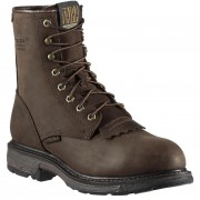 Ariat Workhog 8in Composite Toe Waterproof