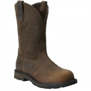 Ariat Groundbreaker Pull On Steel Toe