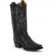 Tony Lama Black Rista Calf 13in