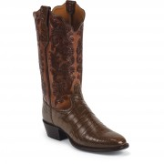 Tony Lama Whiskey Nile Crocodile