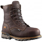 Timberland Pro 8in Boondock Plain Toe Waterproof Comp Toe Insulated