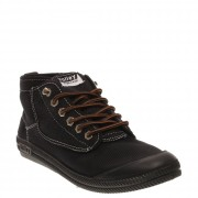 Volley Winterised Canvas Hi Leap