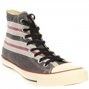 Converse Chuck Taylor All Star Hi Striped