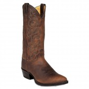 Justin Boots Bay Apache Round Toe
