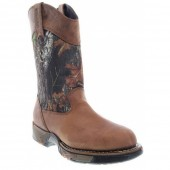 Rocky Aztec Waterproof Camo Pull-On