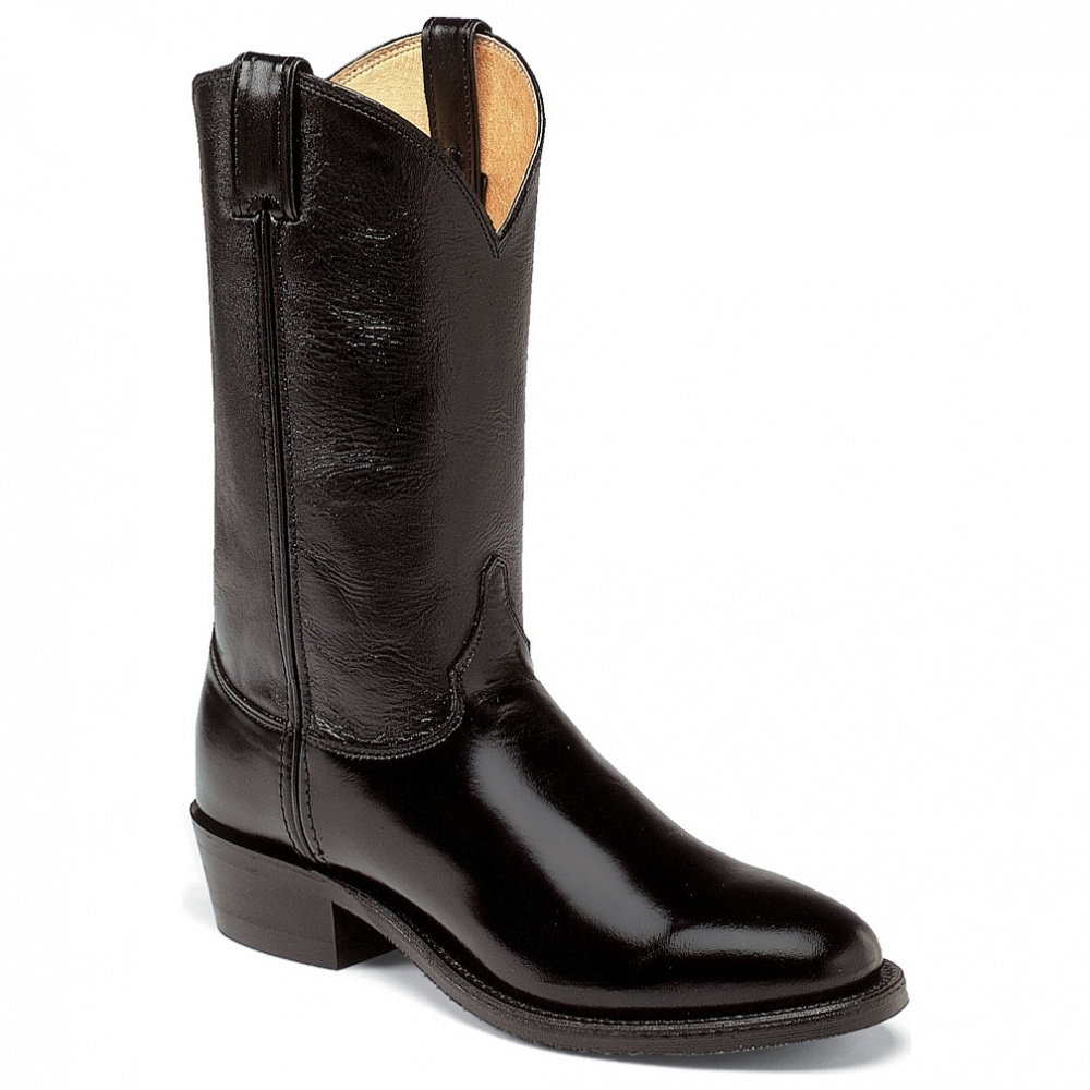 Justin Boots 13in Black  Western