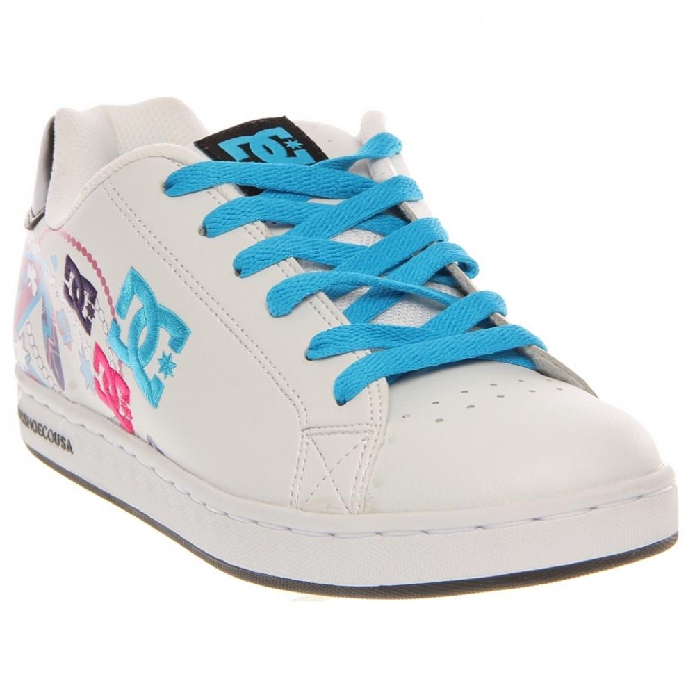 DC Shoes PIXIE CHARM J SHOE WBL