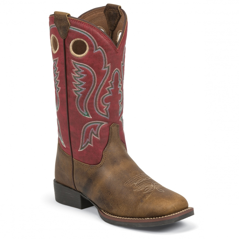 Justin Boots Arizona Buffalo