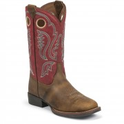 Justin Boots Arizona Buffalo