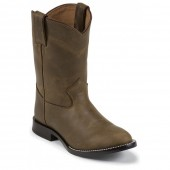 Justin Boots Bay Westerner (Toddler / Youth)