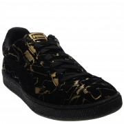 Puma Suede Brush Emboss Metallic