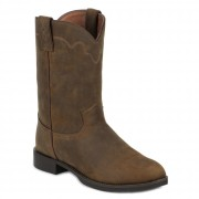 Justin Boots Tan Apache