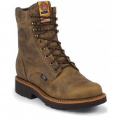Justin Original Work Rugged Tan Gaucho