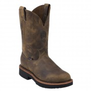 Justin Boots Rugged Tan Gaucho