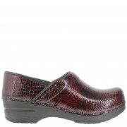 Sanita Clogs Professional Croco
