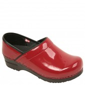 Sanita Clogs Professional Wide Patent
