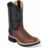 Justin Boots Coffee Westerner
