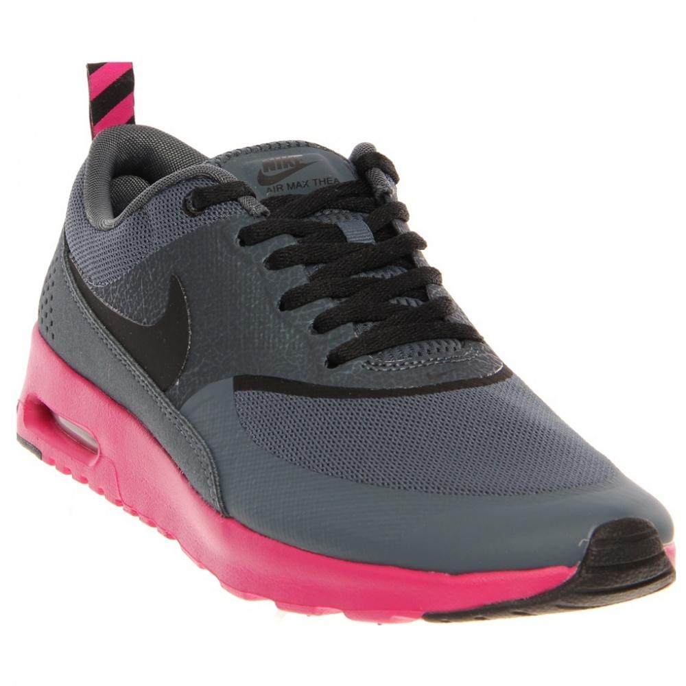 Nike Air Max Thea Grey Pink Nike Air Max Thea