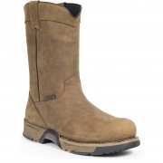 Rocky Aztec Steel Toe Waterproof Wellington