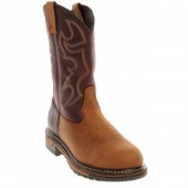 Rocky 11in Original Ride Branson Roper Protective Toe