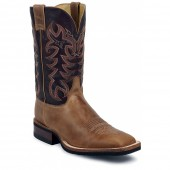 Justin Boots America Tan Cowhide