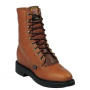 Justin Original Work Copper Caprice 8in Non-Safety Toe