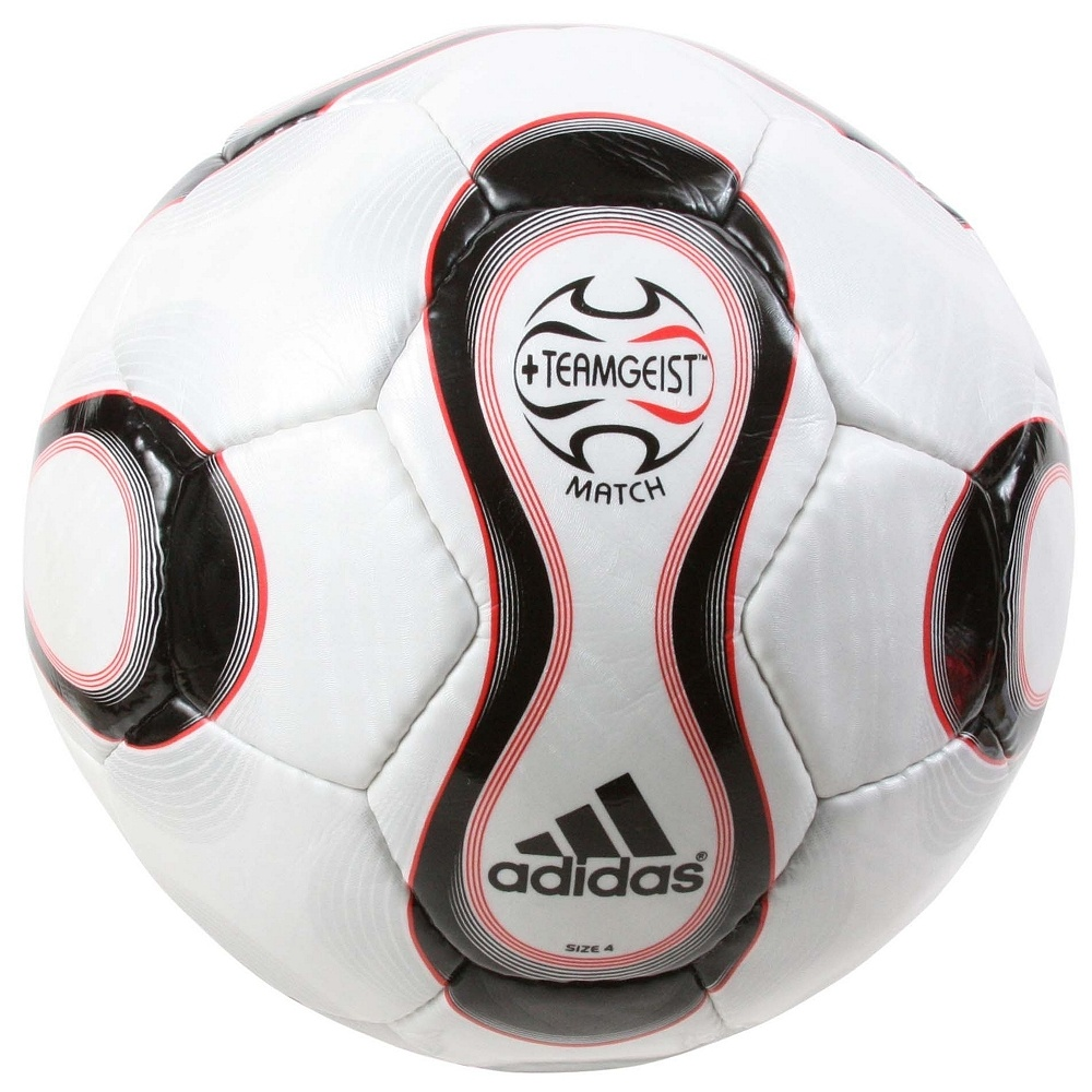 adidas + Teamgeist Match Ball NFHS