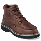 Justin Boots Rustic Cowhide Sport Chukka