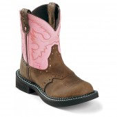 Justin Boots Bay Apache (Toddler / Youth)