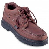 Justin Boots Rustic Cowhide Camp-Moc
