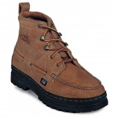 Justin Boots Copper Grizzly Chukka