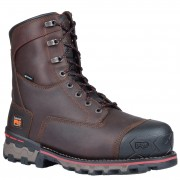Timberland Pro 8in Boondock Waterproof Insulated Comp Toe