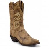 Justin Boots Puma Tan