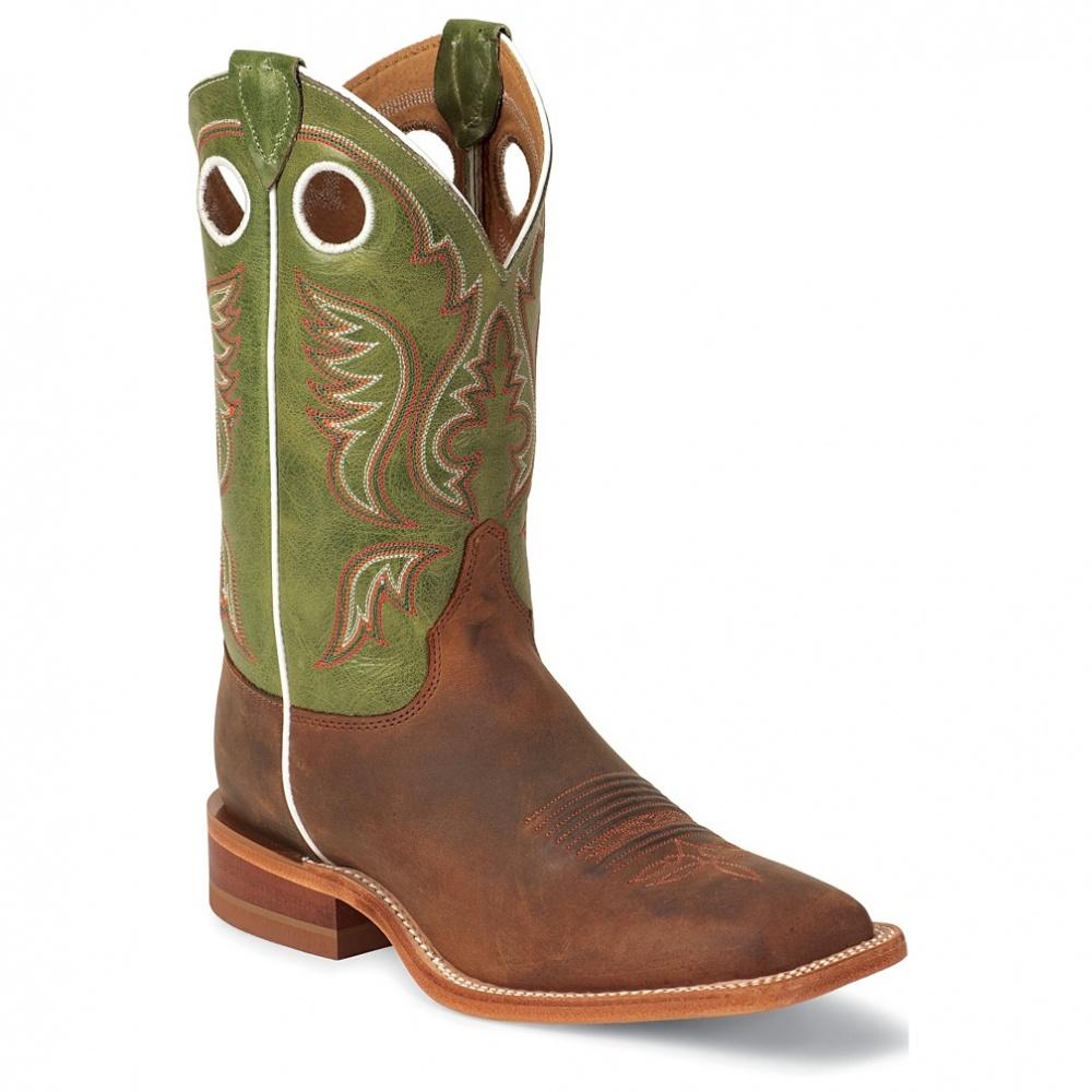 Justin Boots Cognac Ponteggio