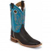 Justin Boots Black Chester