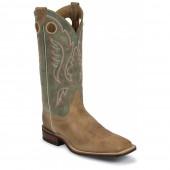 Justin Boots Tan Arizona Cowhide