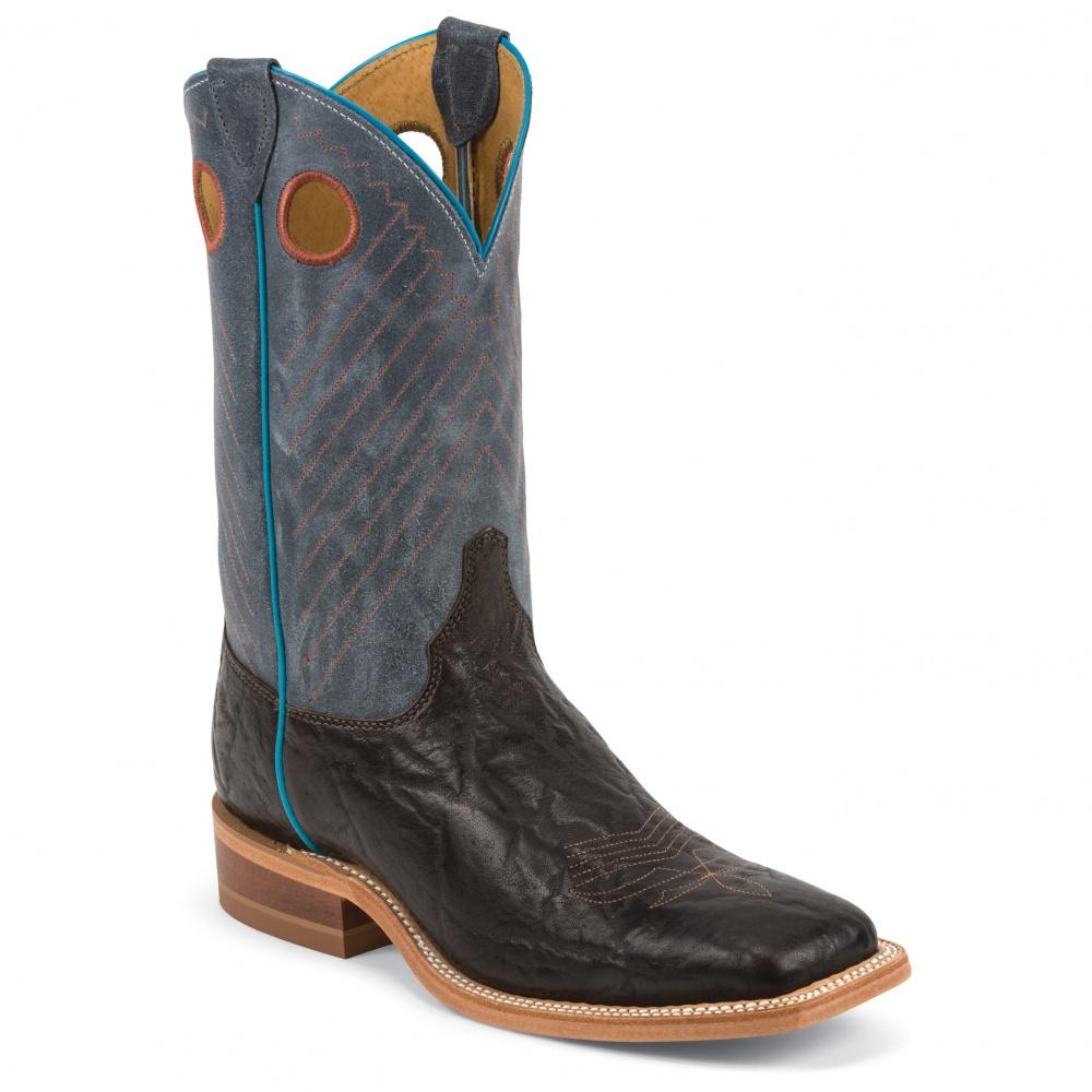 Justin Boots Java Wildebeest