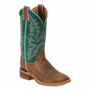Justin Boots America Burnished Tan
