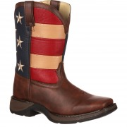 Lil Durango 8in Patriotic Toddler/Youth
