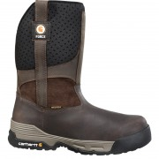 Carhartt 10in Force Waterproof Pull On Composite Toe