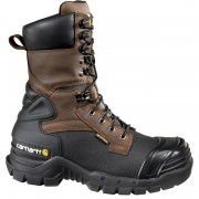 Carhartt 10in Waterproof Insulated Pac Composite Toe