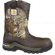 Carhartt 10in Rugged Flex Waterproof Pull-On Composite Toe