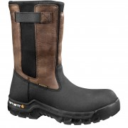 Carhartt 10in Rugged Flex Waterproof Pull-On Wellington Composite Toe