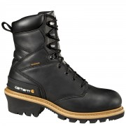 Carhartt 8in Woodworks Waterproof Logger