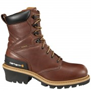 Carhartt 8in Woodworks Waterproof Steel Toe Logger