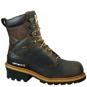 Carhartt 8in Woodworks Waterproof Composite Toe Logger