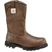 Carhartt 11in Waterproof Wellington Steel Toe Traditional Welt