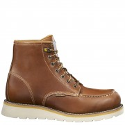 Carhartt 6in Tan Waterproof Wedge Soft Toe