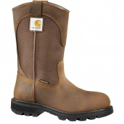 Carhartt 10in Waterproof Wellington Steel Toe