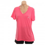 adidas Ultimate Short Sleeve V Neck Tee